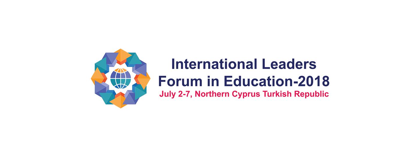 Global forum Education hat graduation baku azerbaijan study logo branding