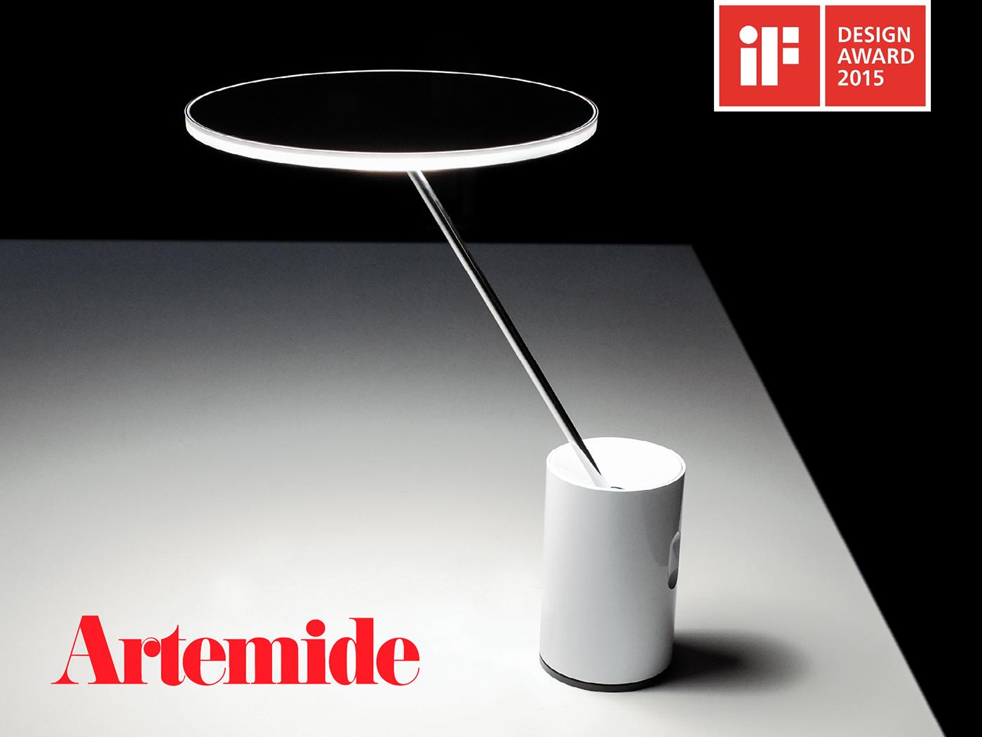 sisifo for artemide on behance. Black Bedroom Furniture Sets. Home Design Ideas