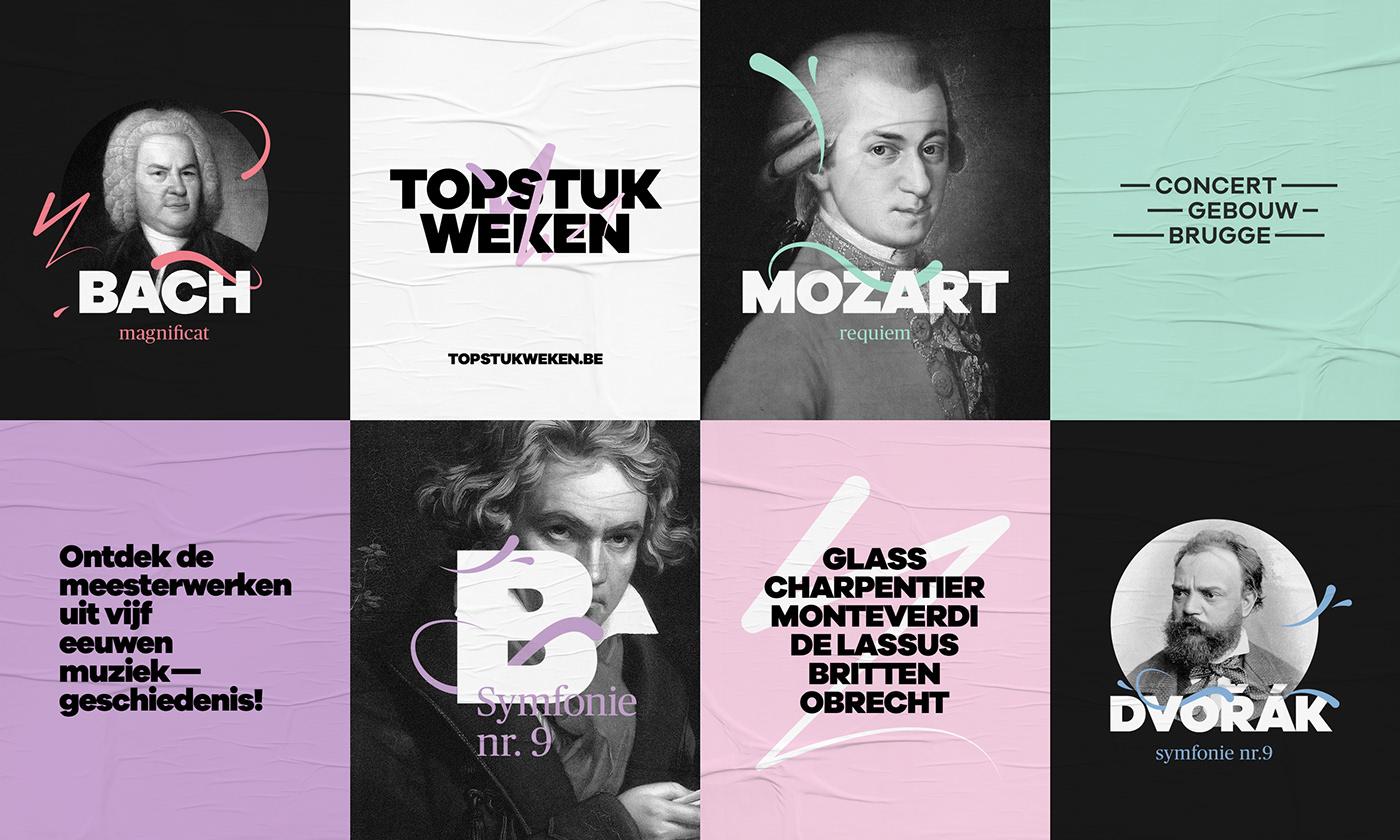 concertgebouw,lines,brand identity,motion,culture,brugge,uniform brand experience,institute of art,rebranding,artistic experience