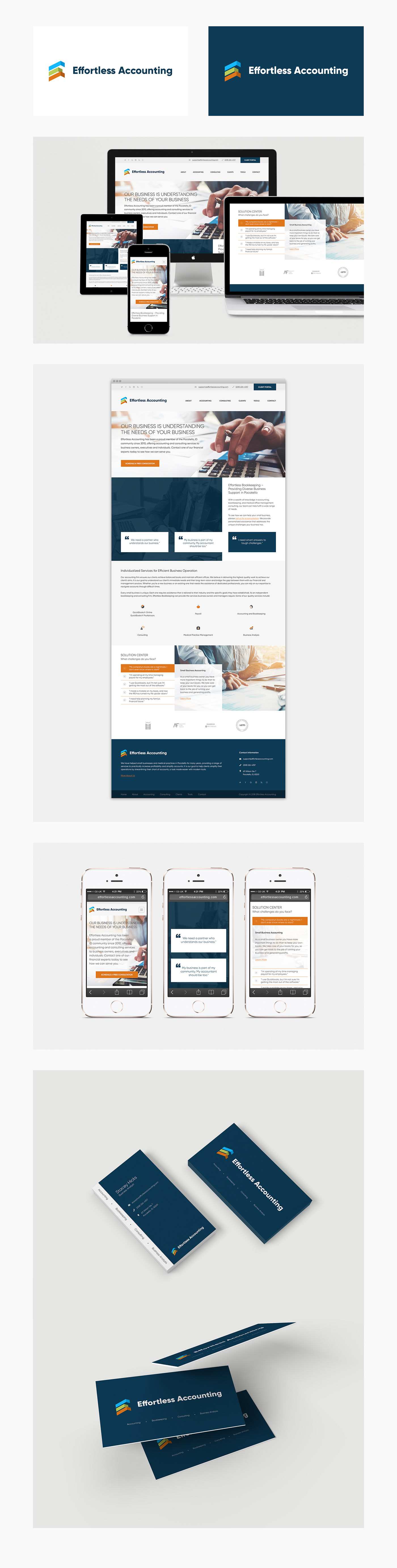 Website Design business card Logo Design branding