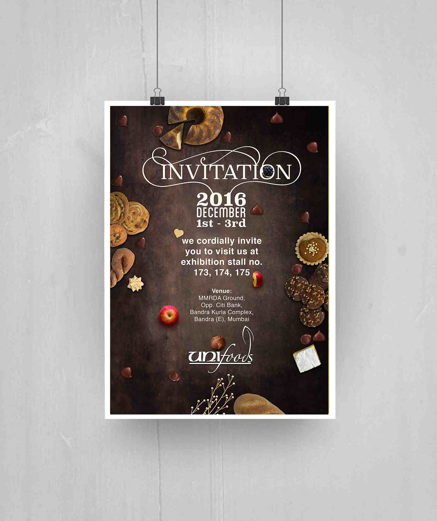 Invitation design for exhibition on behance stopboris Choice Image
