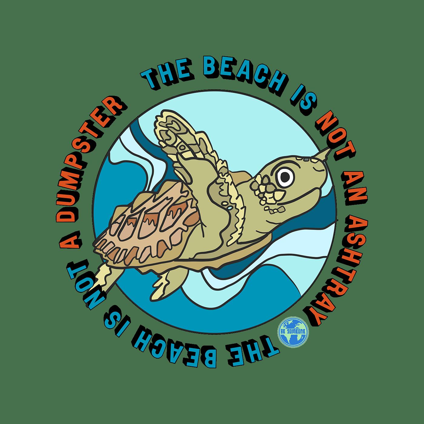 art for a cause artivism ARTIVIST cartoon colorful environmental ILLUSTRATION  marine animals social impact Turtle