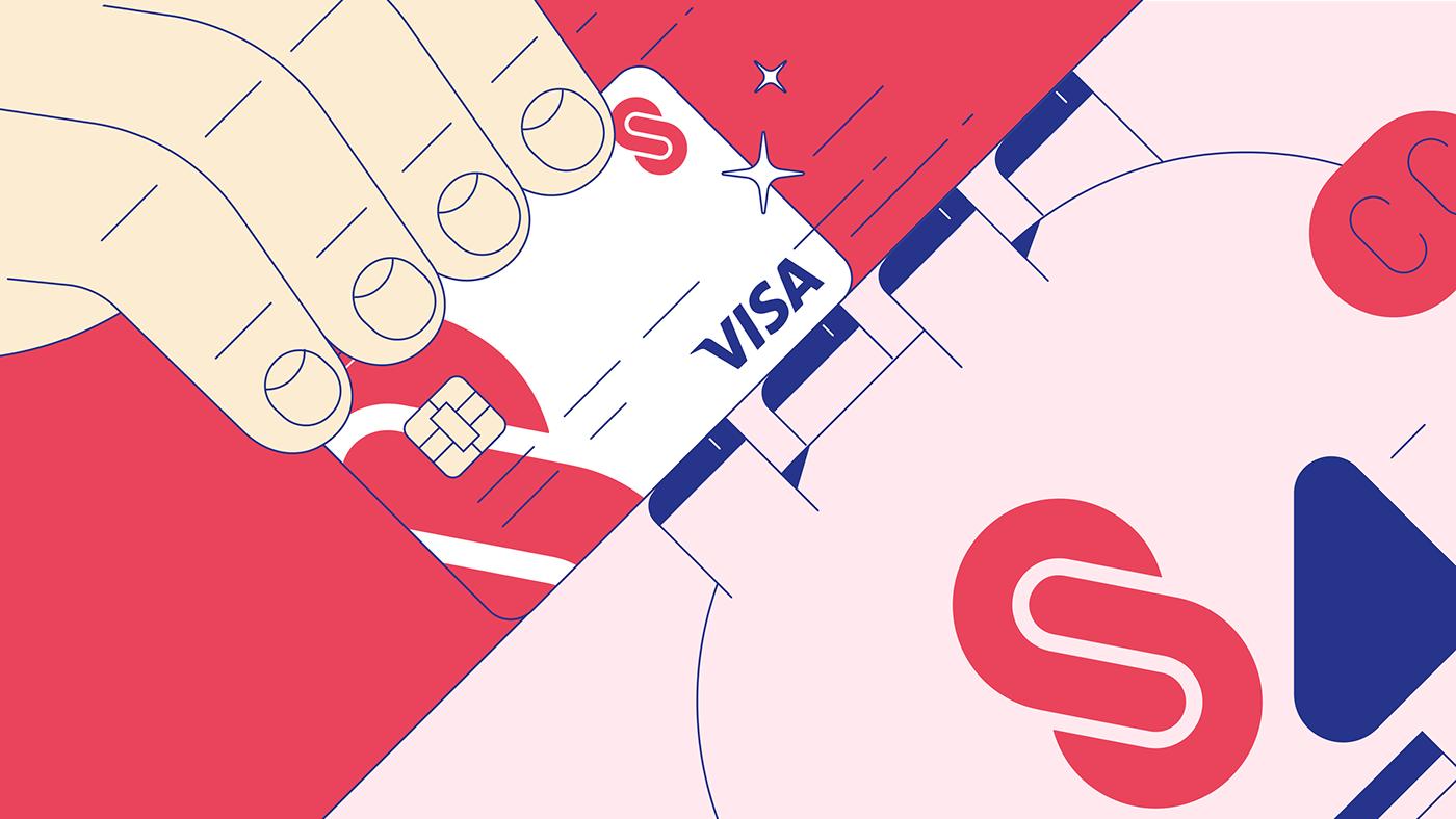 Visa Card Detail