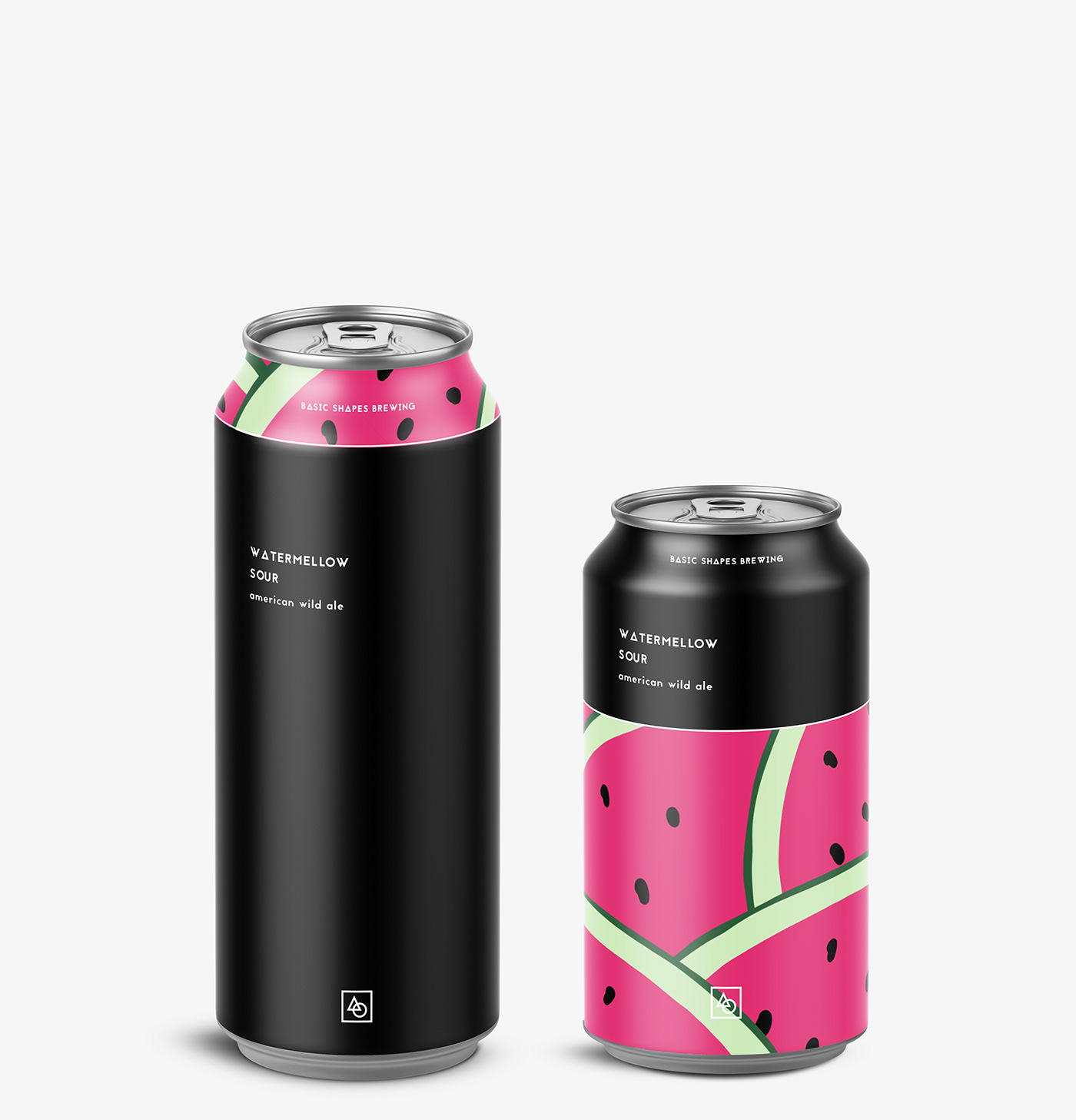 Beer Can Design Illustrations and Mockups on Behance
