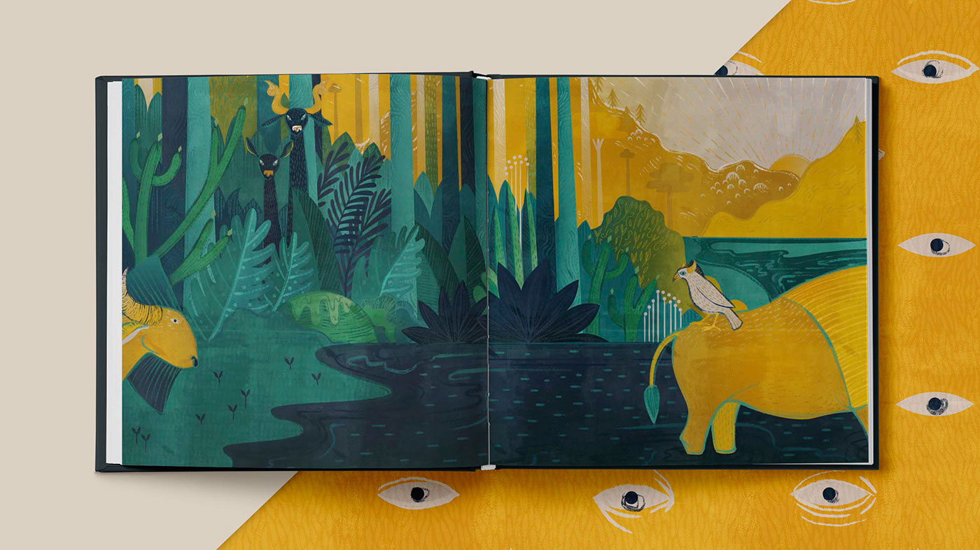 book childrens childrens book identity wacom child plants Nature wild africa animals curious creatures friends Ps25Under25