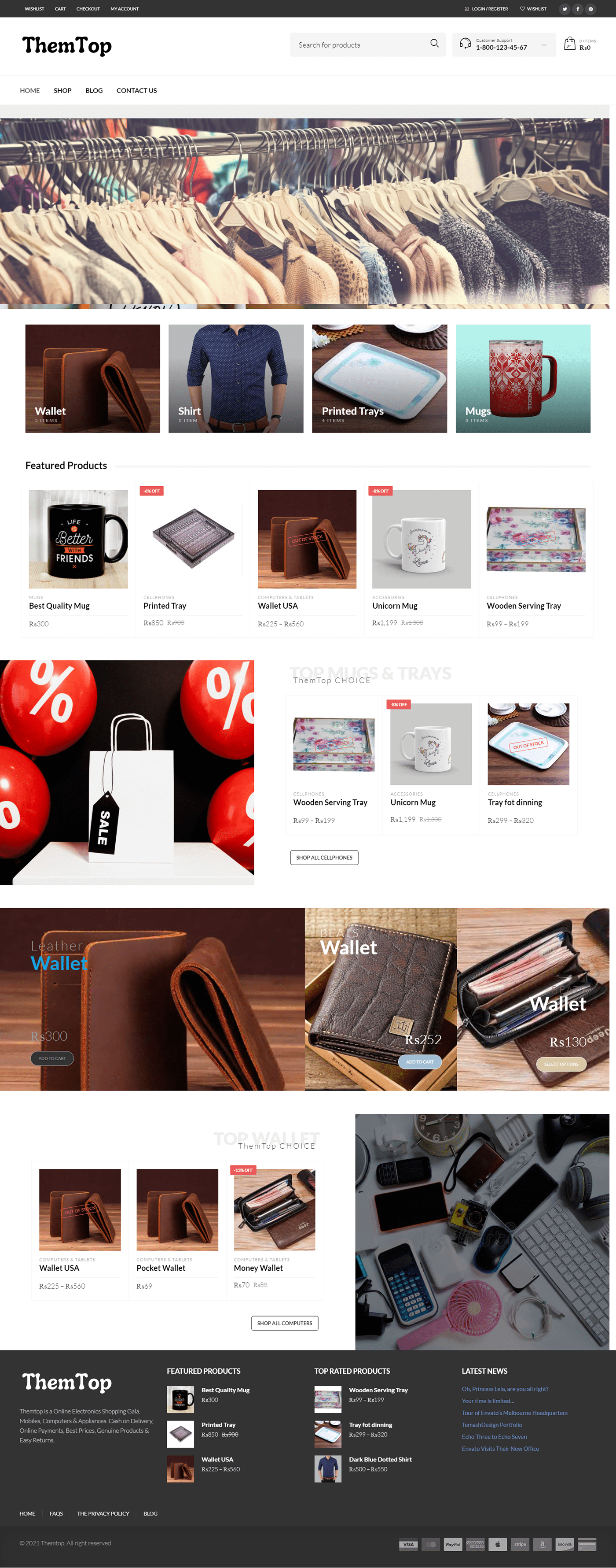 Ecommerce ecommerce website