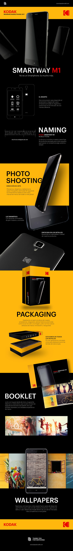 branding ,kodak,mobile,phone,creative,Packaging,Celular,desing,photo,campaing