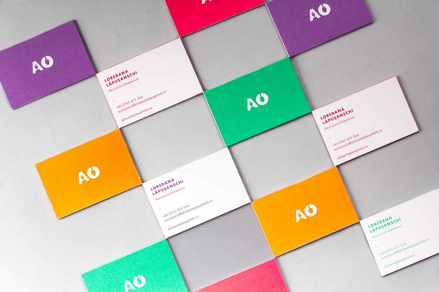 logo Business Cards branding  Logo Design graphic design