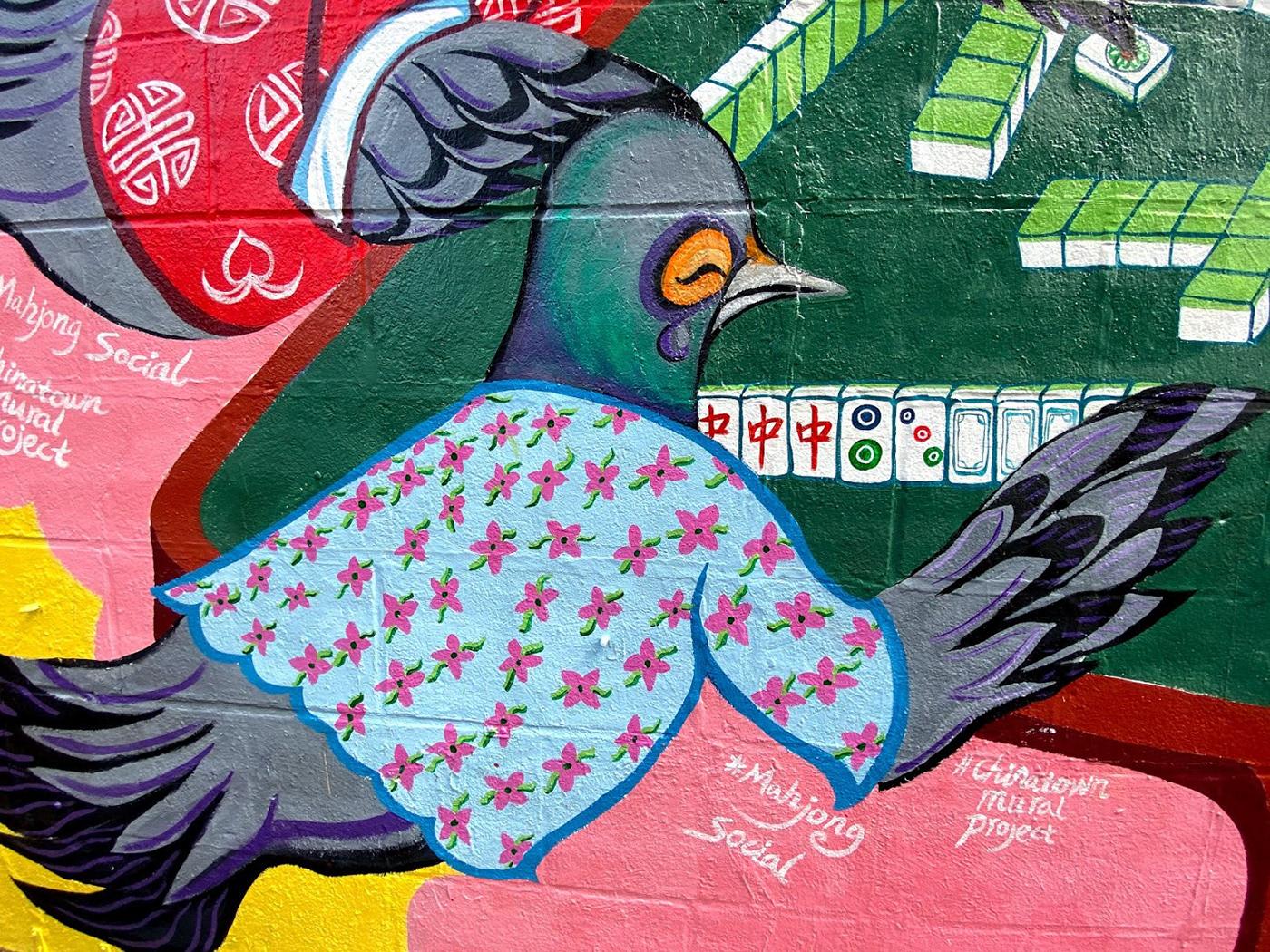 Image may contain: bird, cartoon and drawing