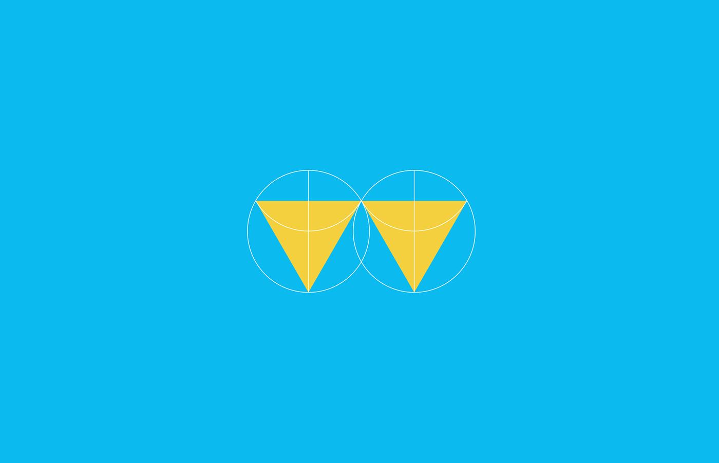 app branding  Twins Logotype
