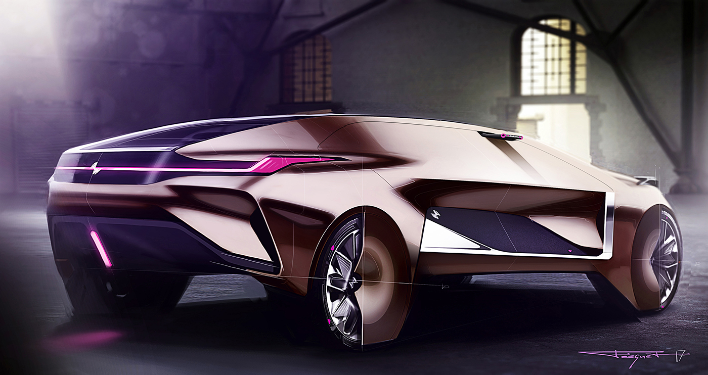 Bmw X8 Gcl Vision On Behance