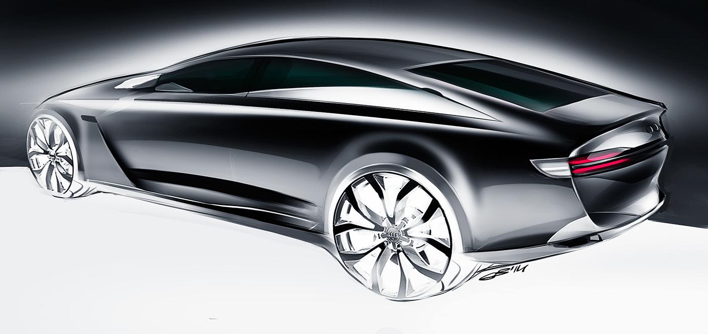 高品質的22套汽車設計欣賞