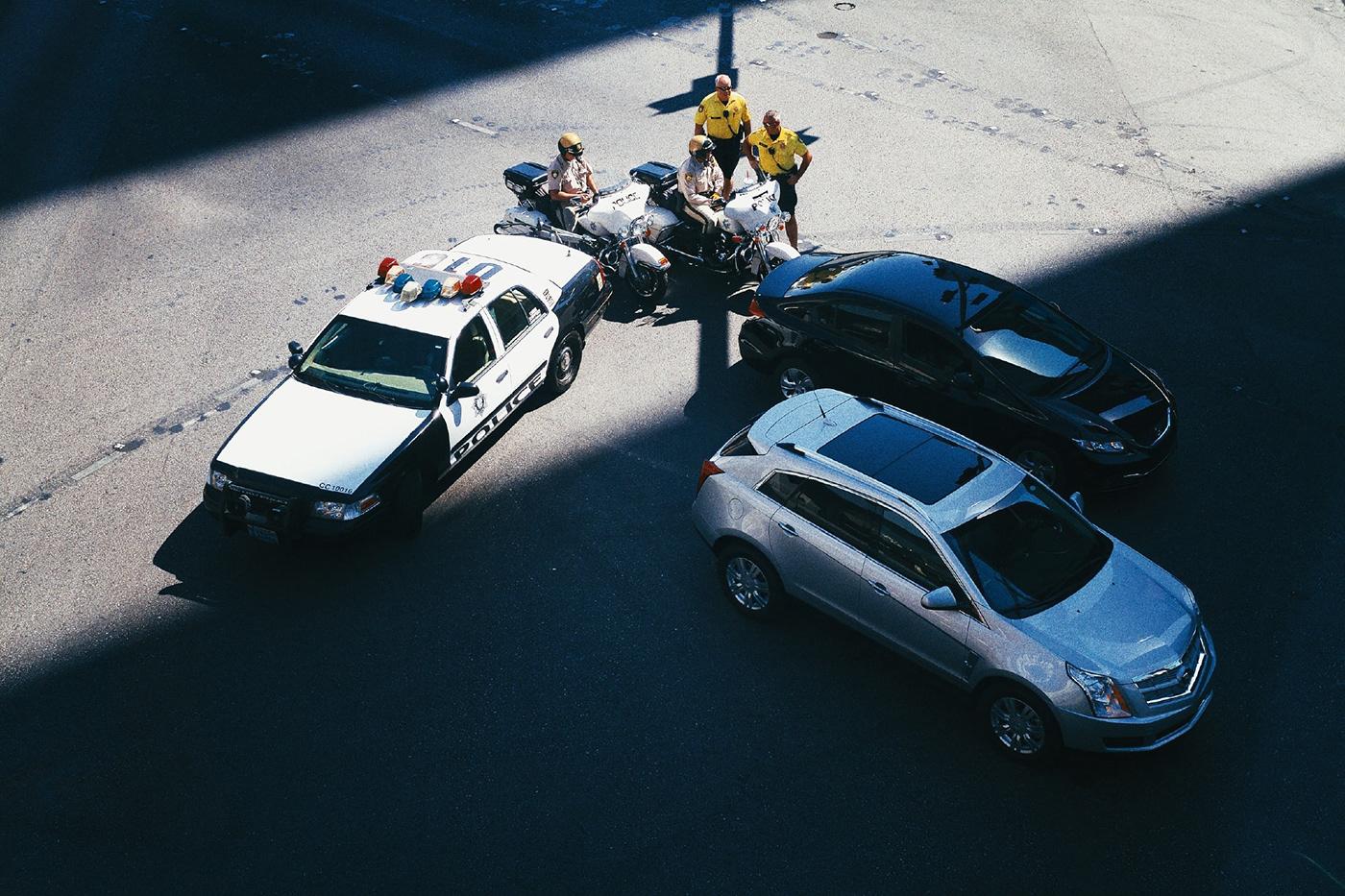 Los Angeles CA usa California roads cops beach SKY