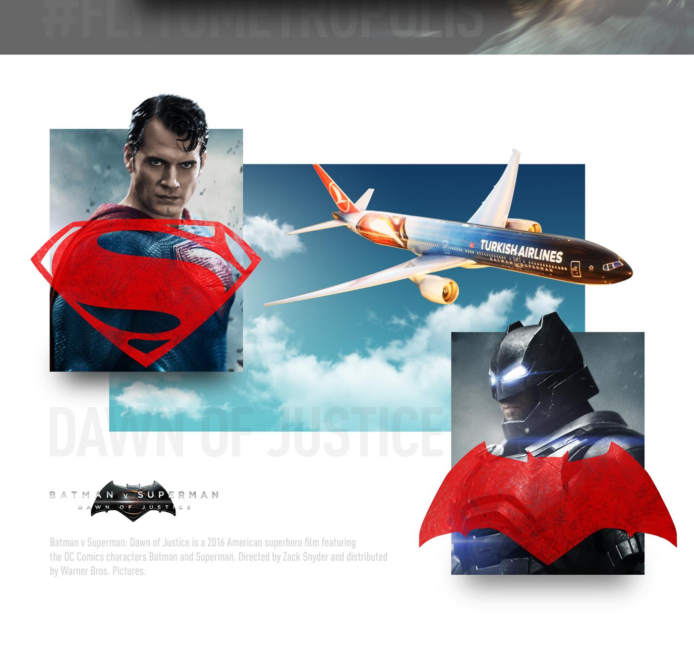 batman superman Dawn of Justice Dc Comics THY banner