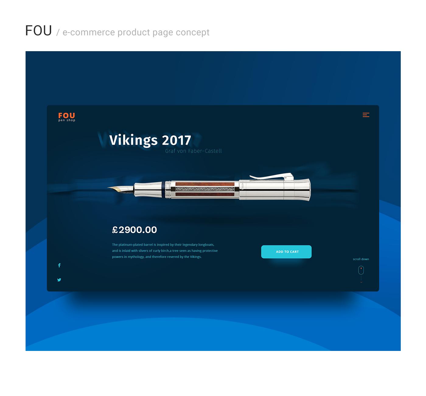 Website uidesign Webdesign Product Page UI Interface Ecommerce