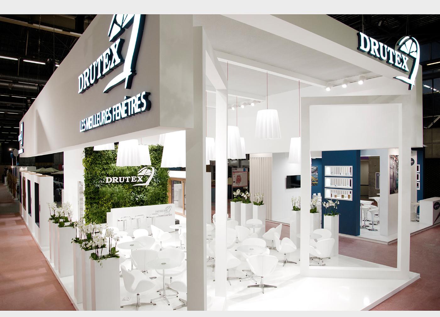 Drutex Batimat 2015 Paris 2015 On Behance