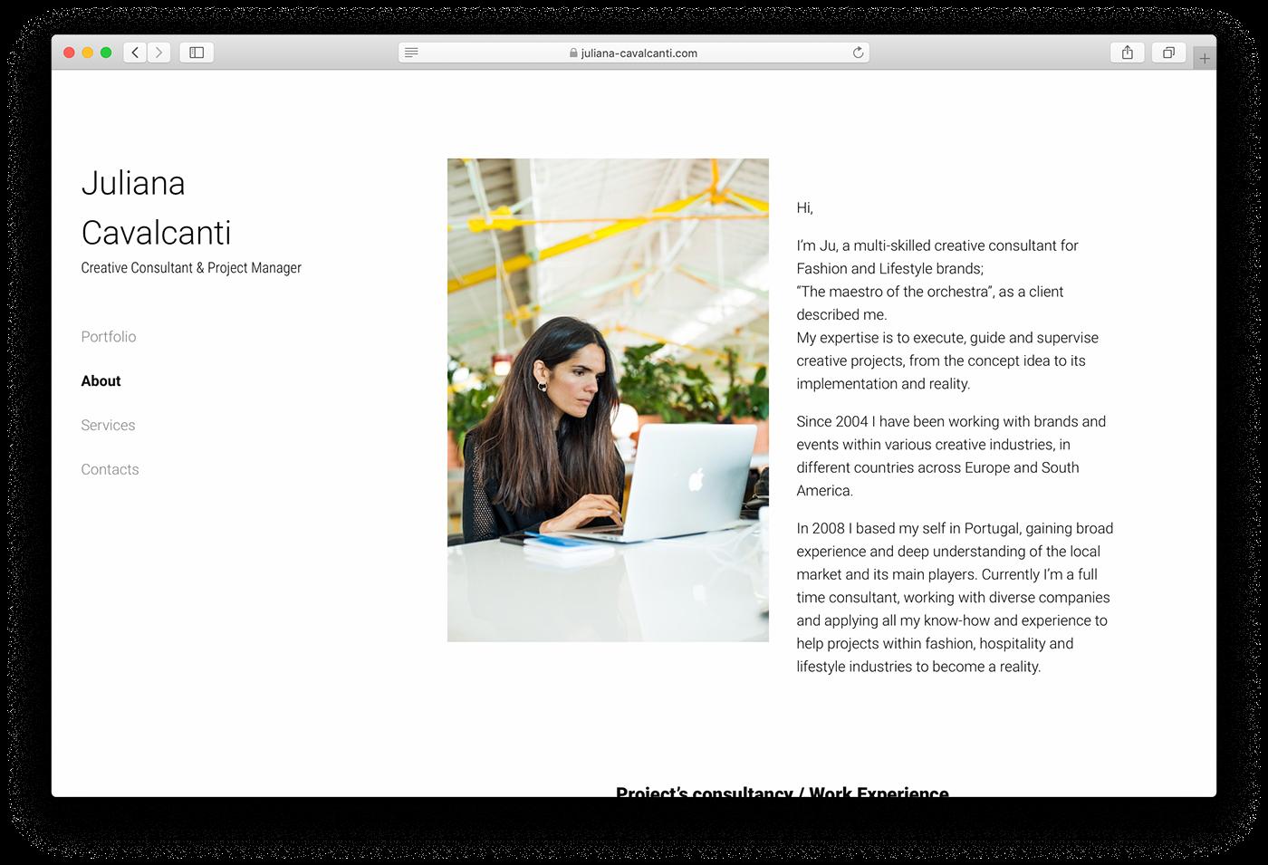 portfolio communication