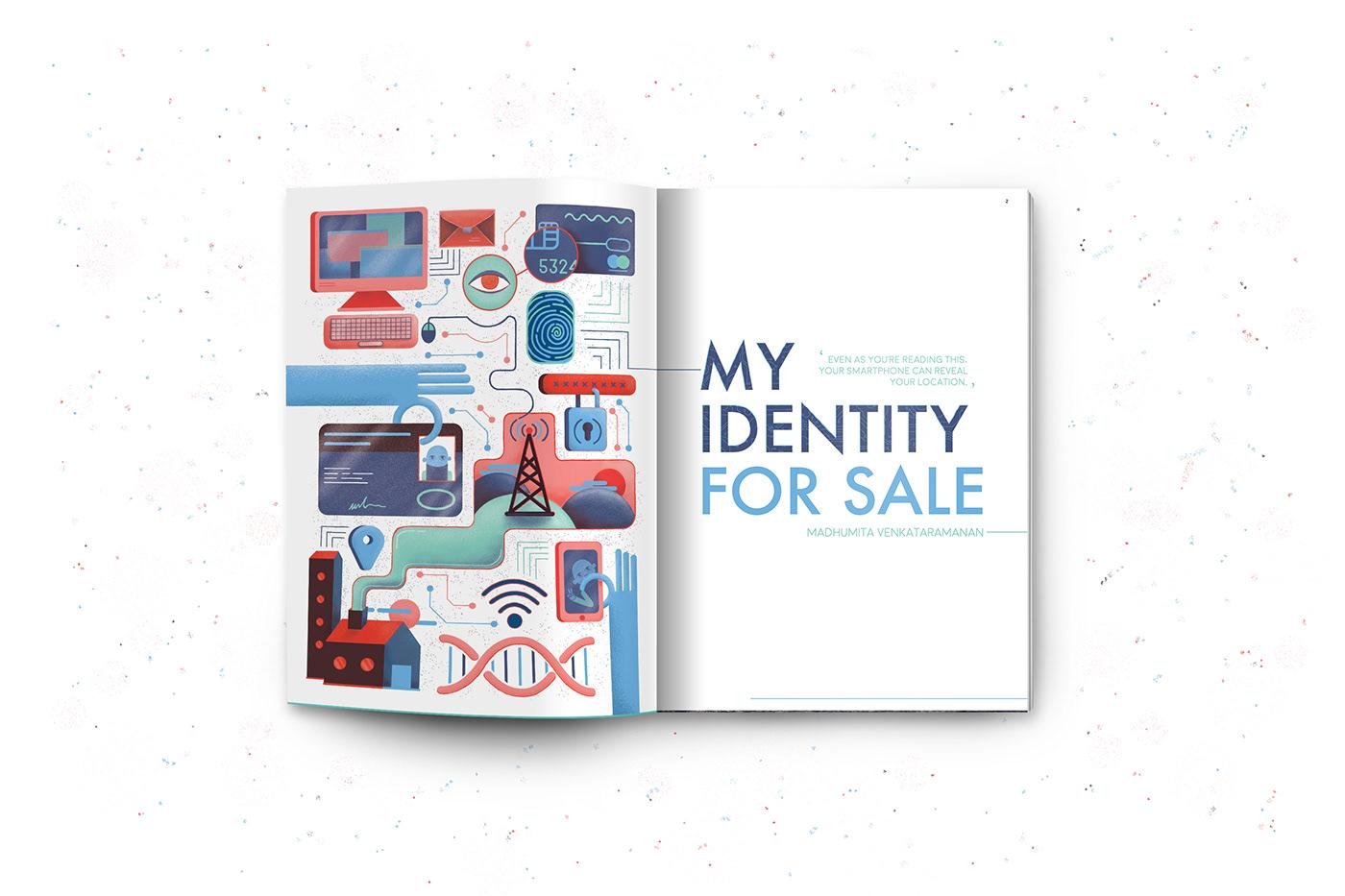 ILLUSTRATION ,editorial,magazine,identity,digital