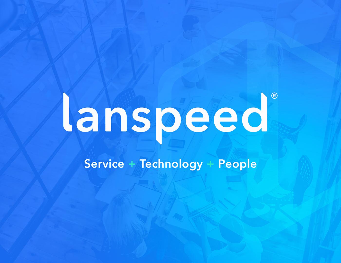 IT Information Technology Mangaged Services Website Design branding  Rebrand tech Technology