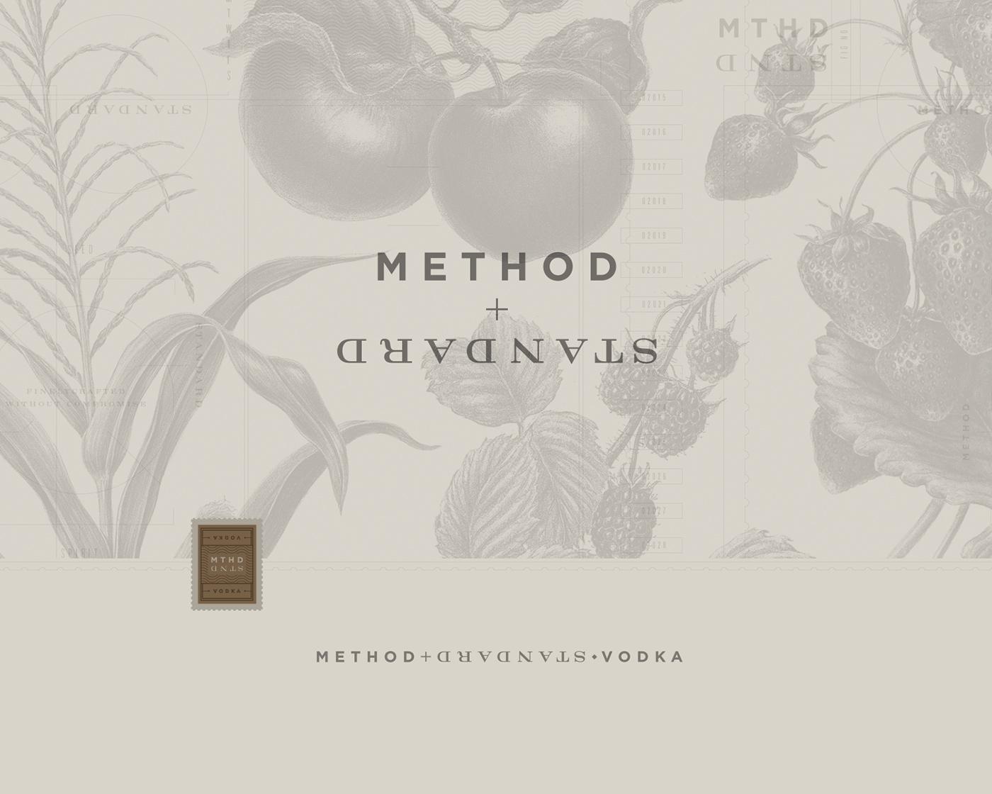 Method and Standard Vodka Spirits Fruit alcohol