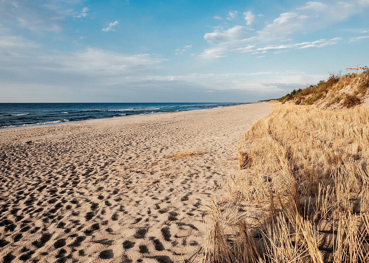 poland RoadTrip Baltic sea