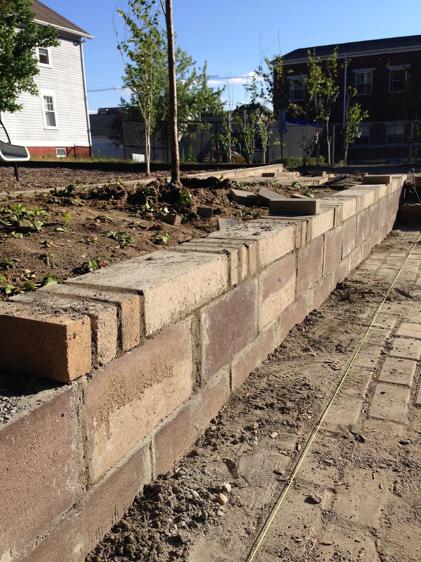 Central falls renovation project smr15 39 on risd portfolios for Smr landscape architects