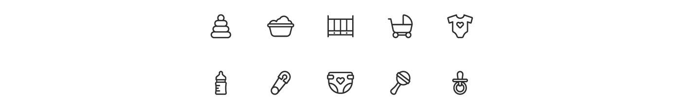 freebie free Icon icon set line icons free icons UI ux sticker