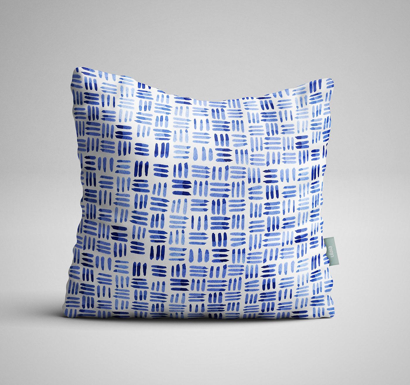 Cushion / Diseño de estampado para cojines
