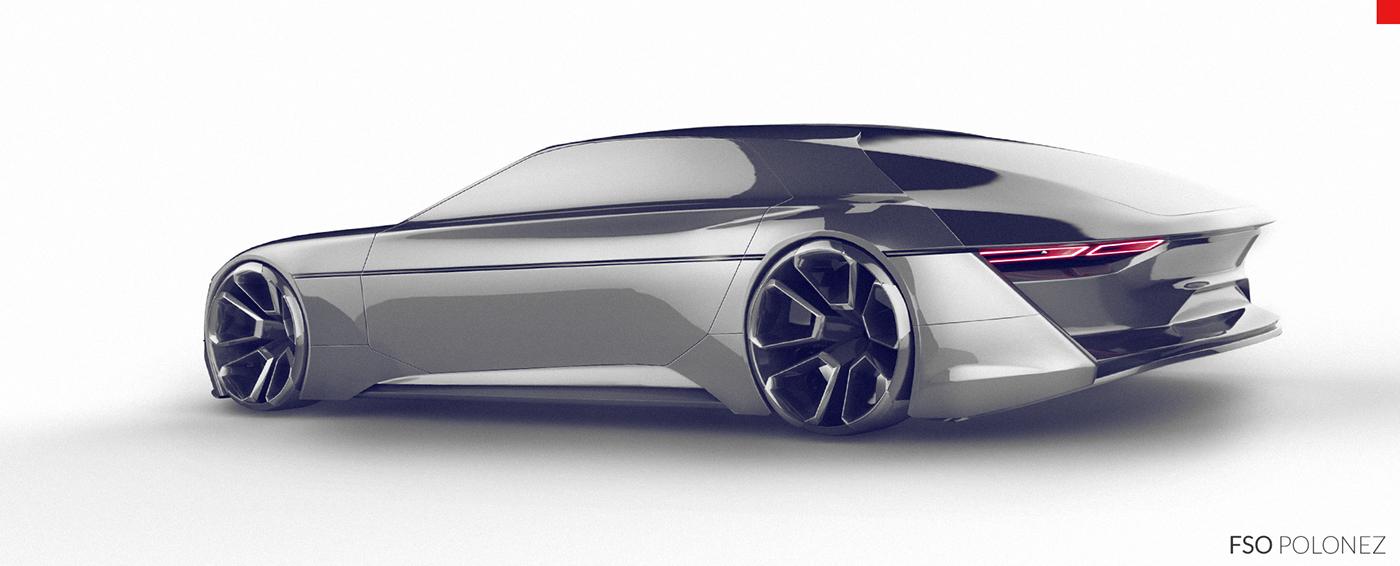 fso polonez concept 2016 on behance