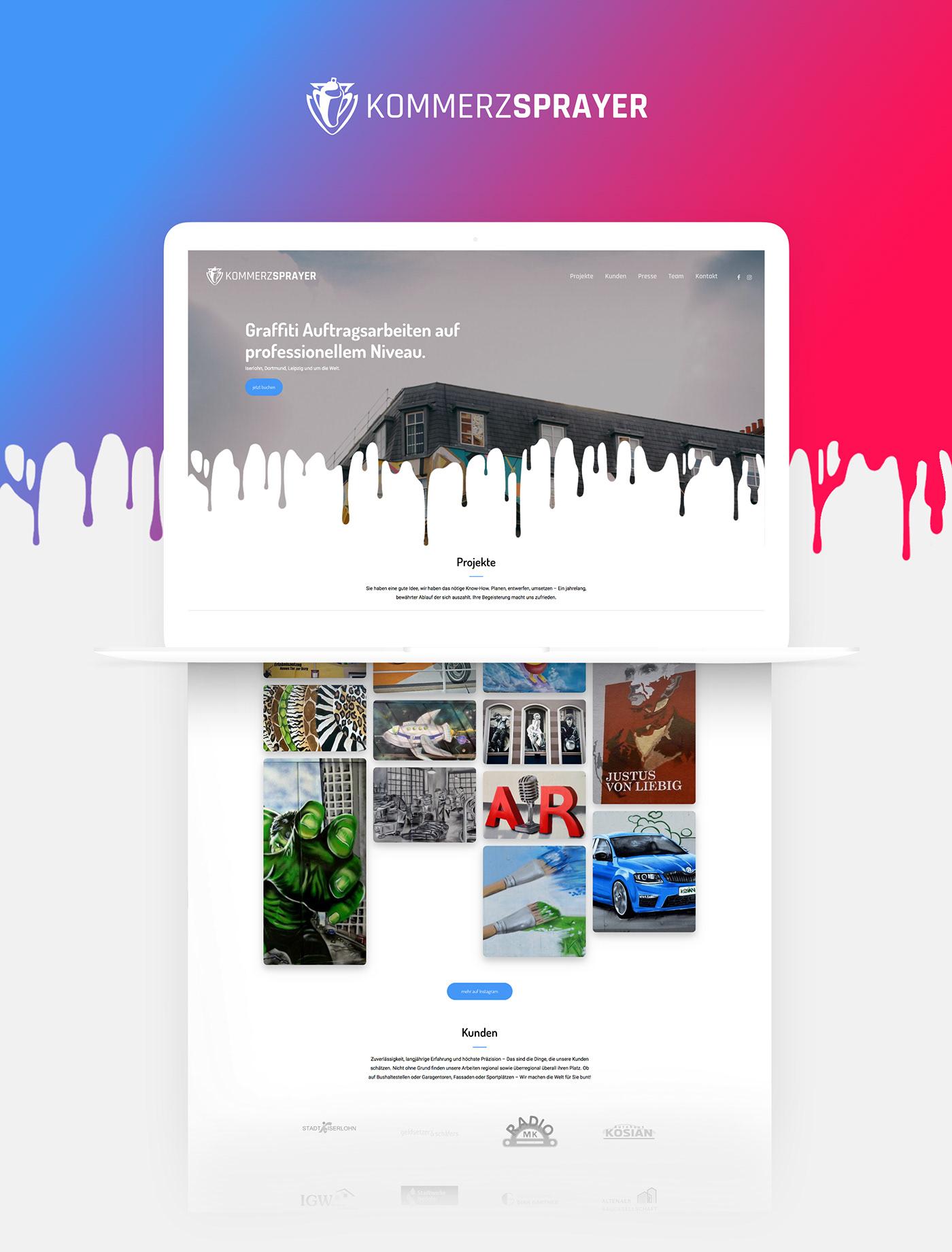 Graffiti,UI/UX,print,branding ,logo,wordpress,user interface,Corporate Design