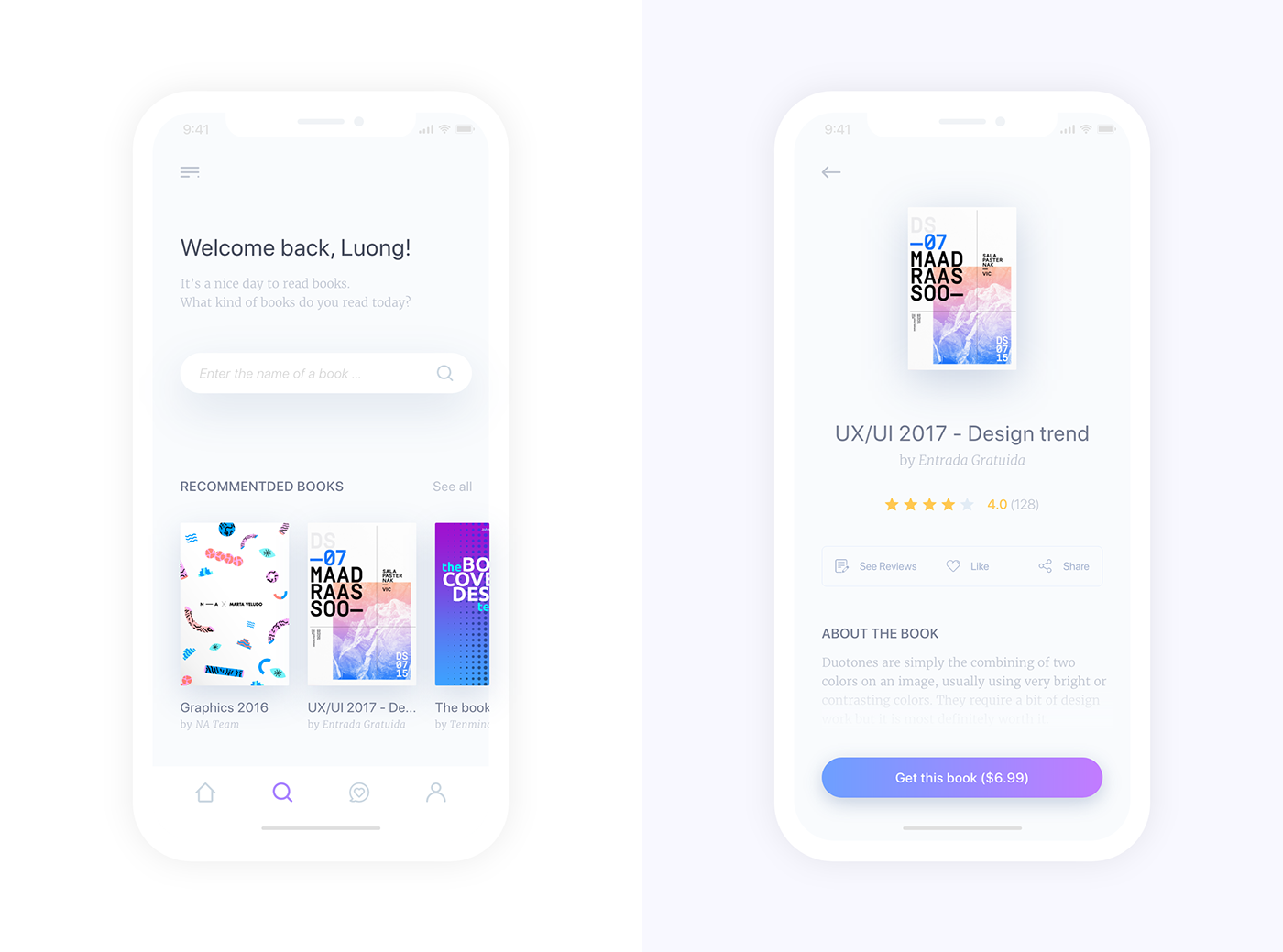 mobile apps iphone x ui kit xd pinspiry