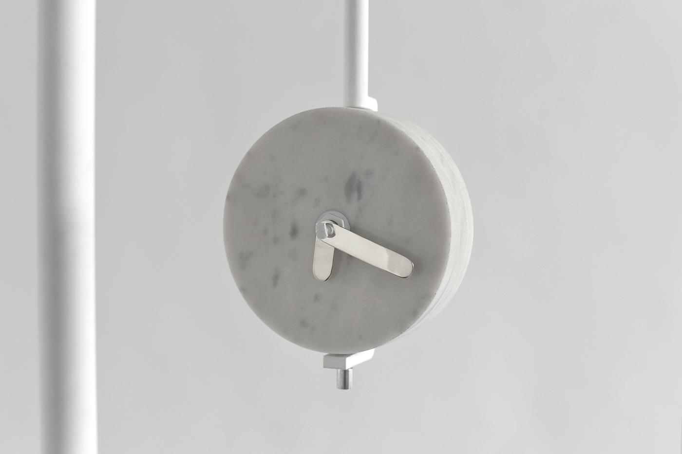 furniture product interiorism industrialdesign silver clock time