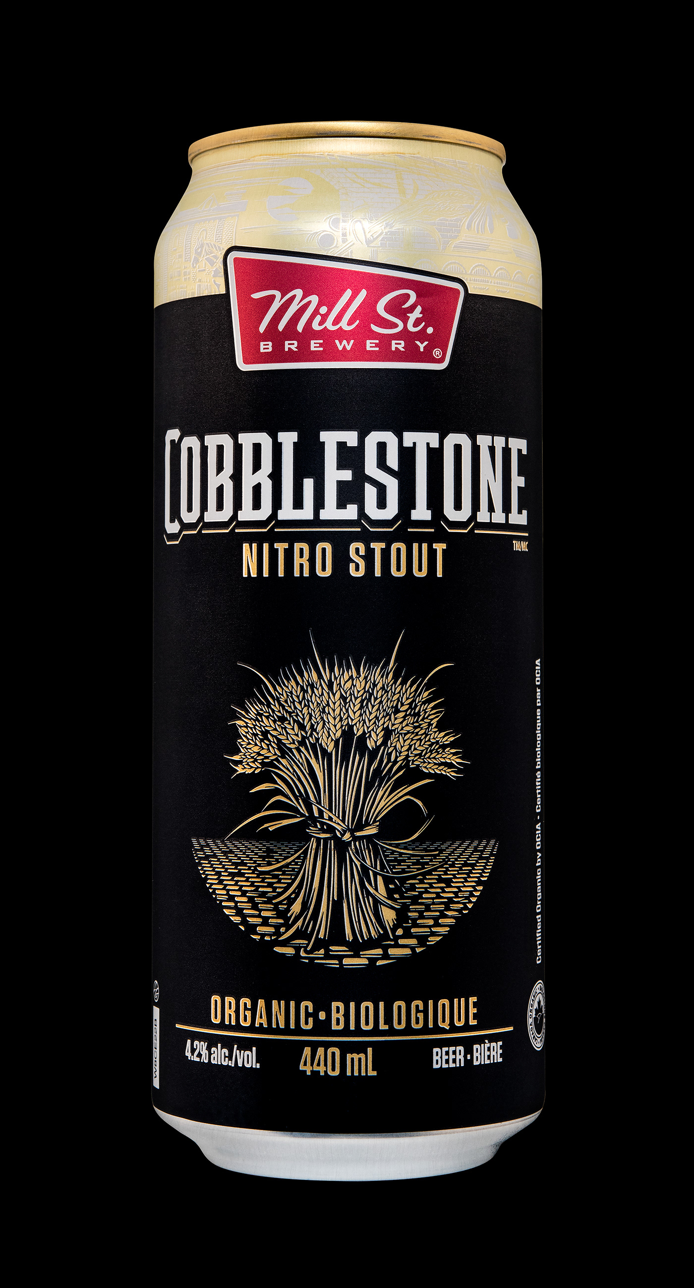 #millstreet #bcbeer #100thmeridian #beerlabel #labeldesign