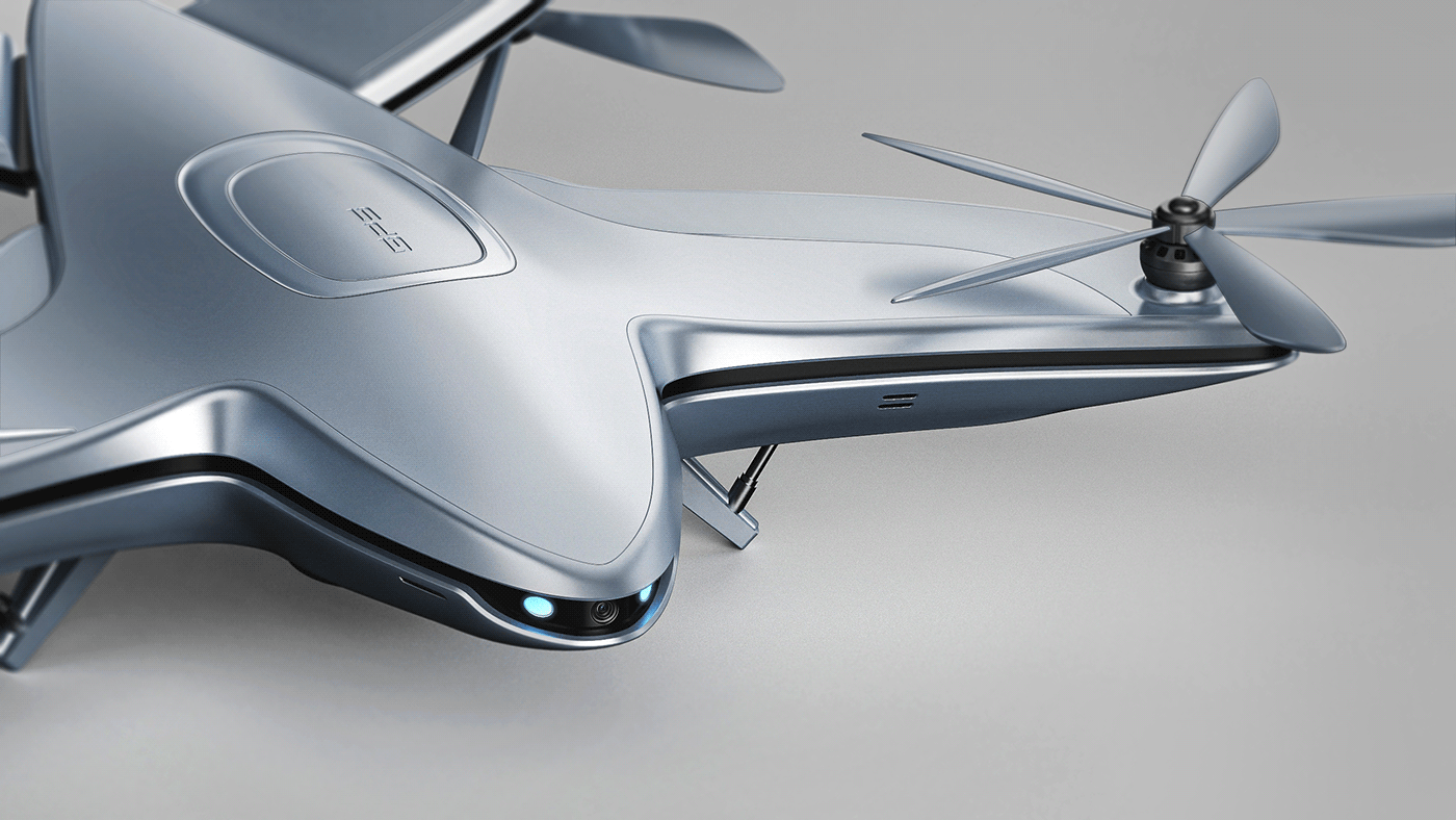 COVID19 drone Engineering  industrial motion portfolio product productdesign sketch