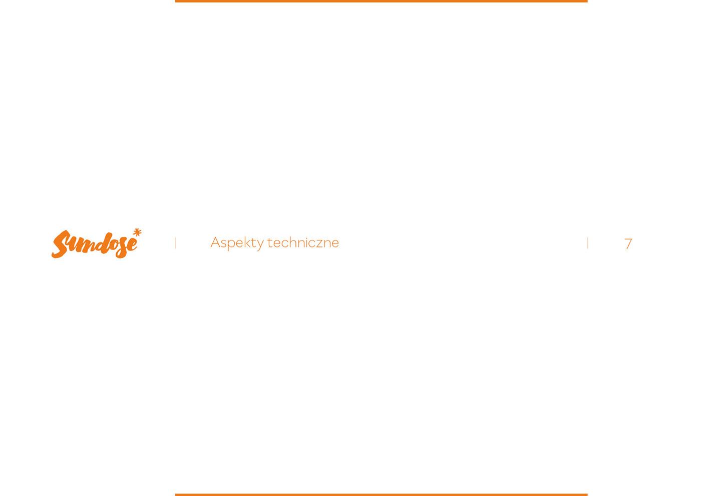 sundose MACHALSKI Calligraphy   Mateusz Machalski  borutta type design orange