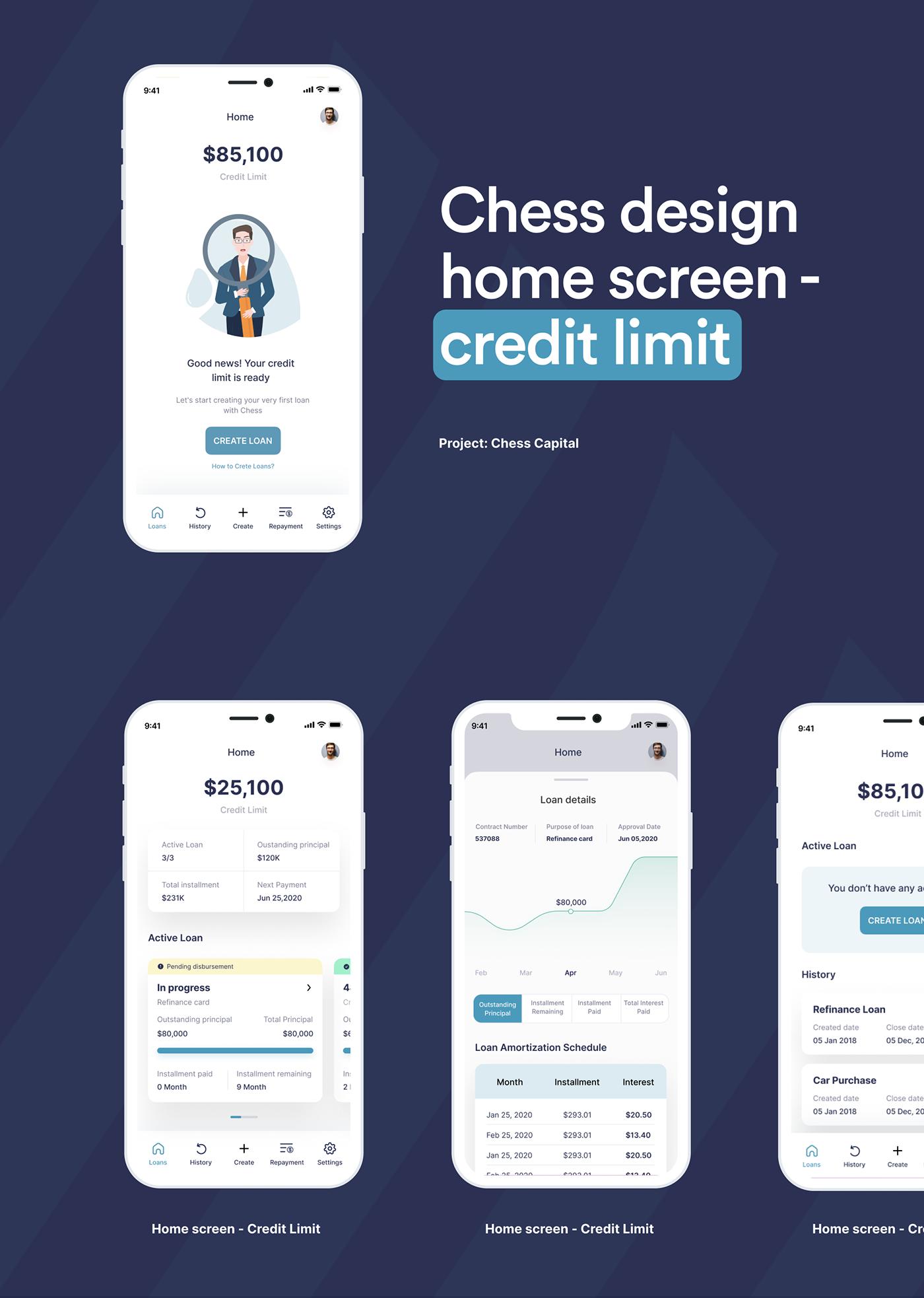 android app design app design application finance Fintech fintech app iOS App web app