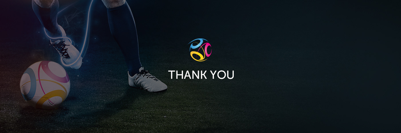 soccer football sport Logo Design Website Design china Michael Owen spain beijing centre branding video free Mockup