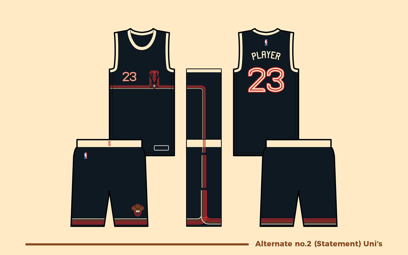 Kansas City Hunters - NBA Design V 1 on Behance