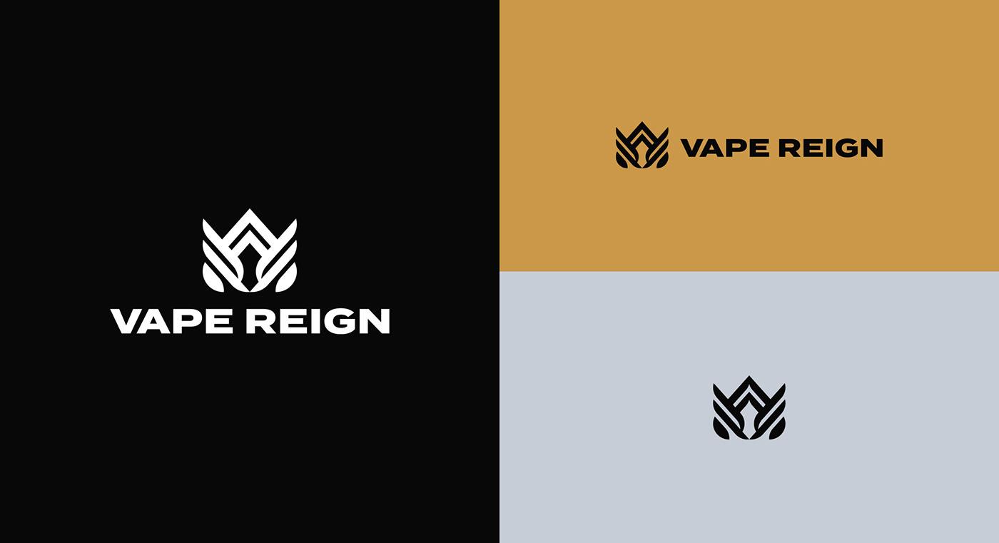 Vape Logo Design