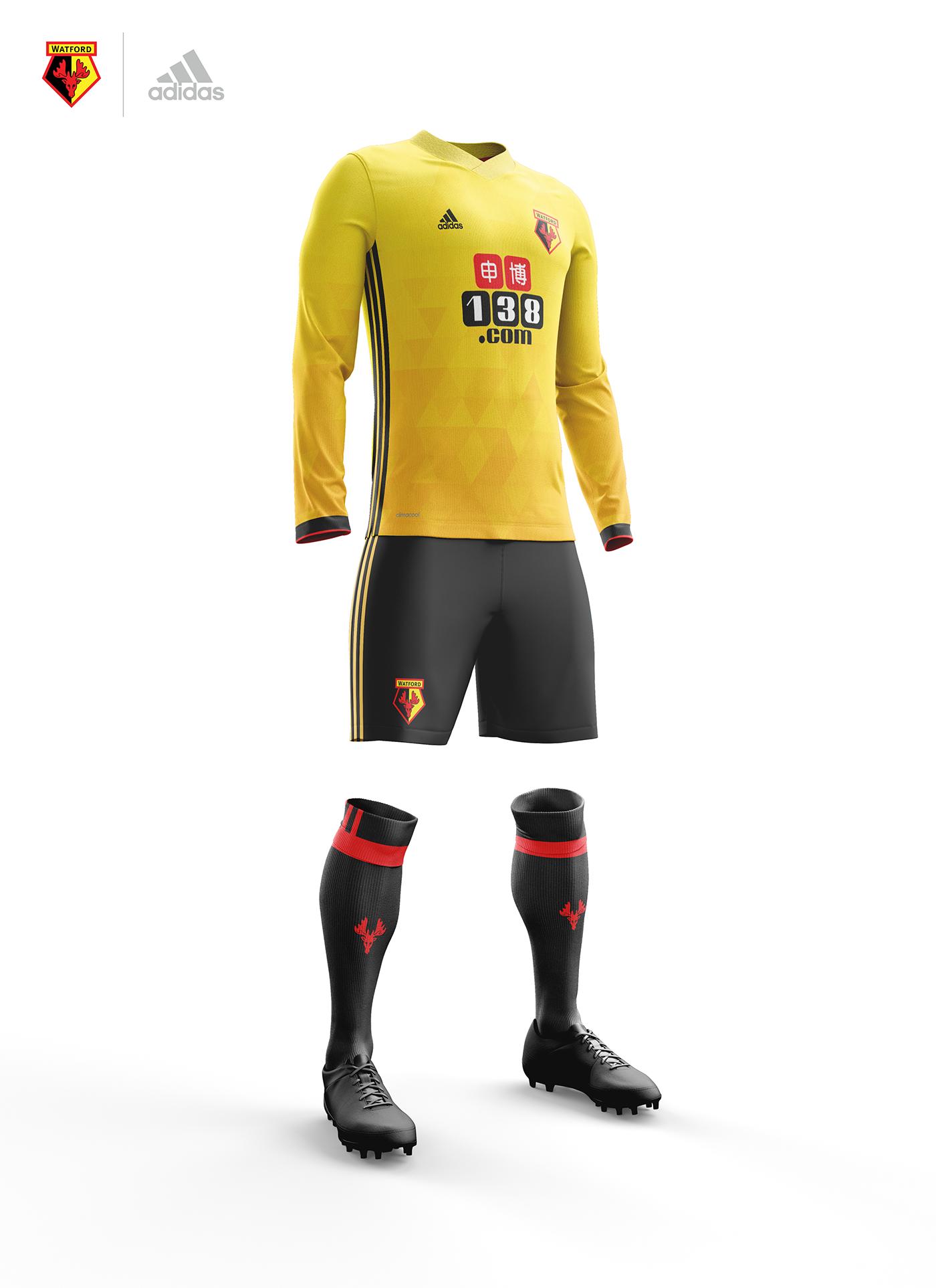 fddc8689a Watford FC on Behance