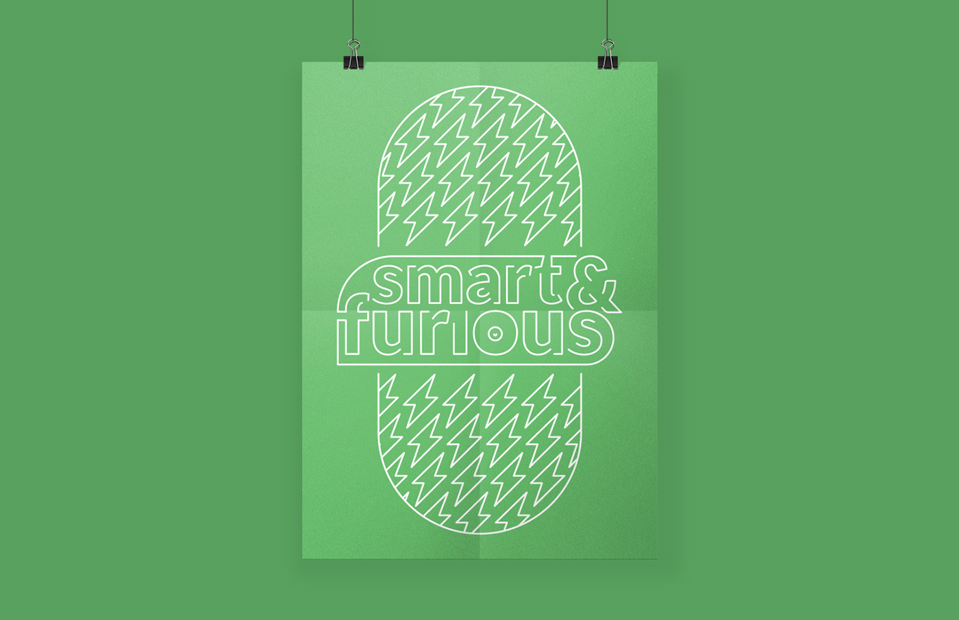 posters office poster Interactive Agency plakaty simple line Minimalism design