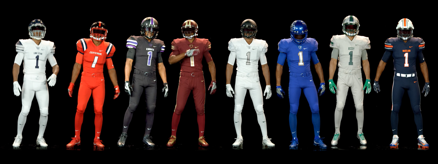 hologram,augmented reality,football,Nike