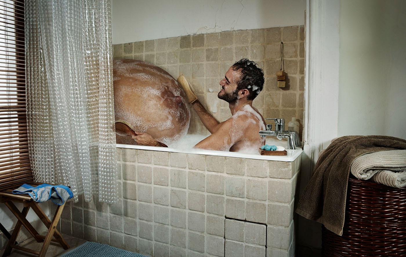 Прикольные картинки с мужчинами в ванне
