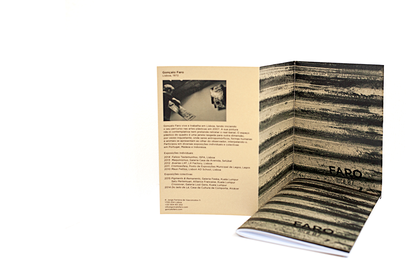curation art direction  graphic design  design gráfico curadoria Exposição escultura sculpture artist Gonçalo Faro