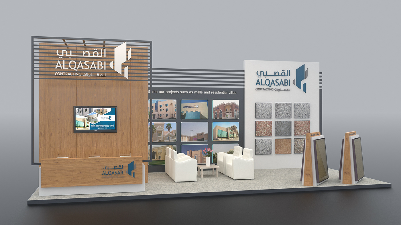 Exhibition Stand Contractors In Saudi Arabia : Best exhibition design stand builders services in jeddah riyadh