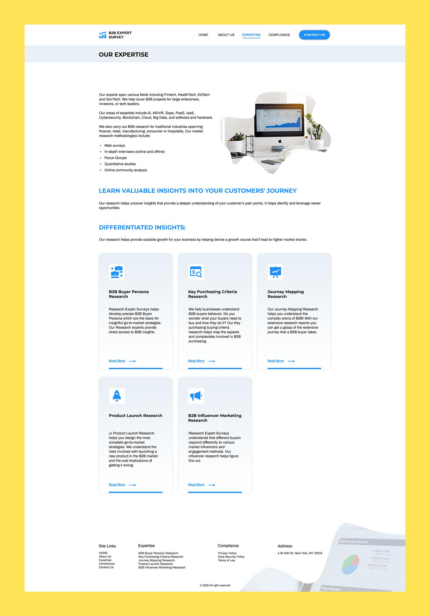 UX UI Web Design