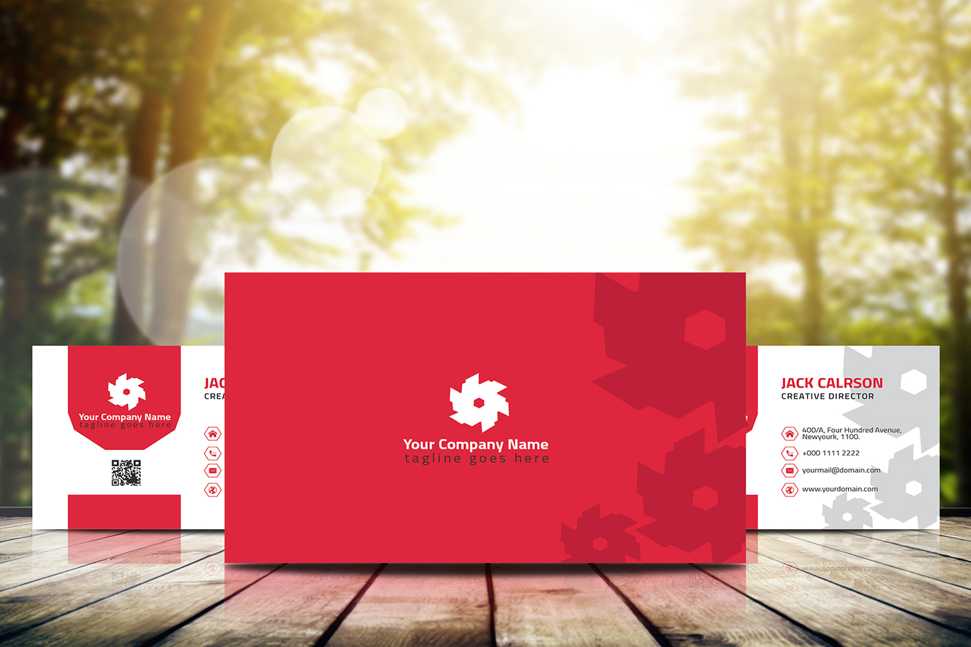 business card template Free Businescard print free