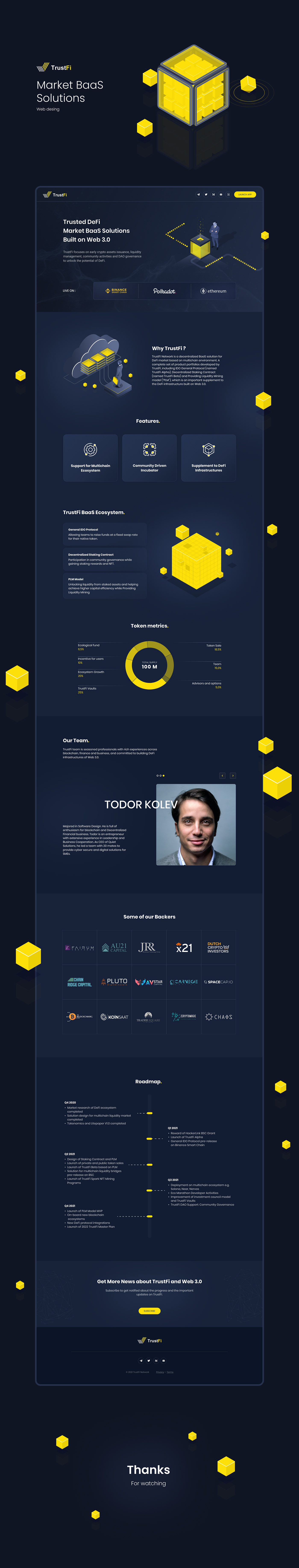 Figma graphicdesign landingpage UI ux Webdesign