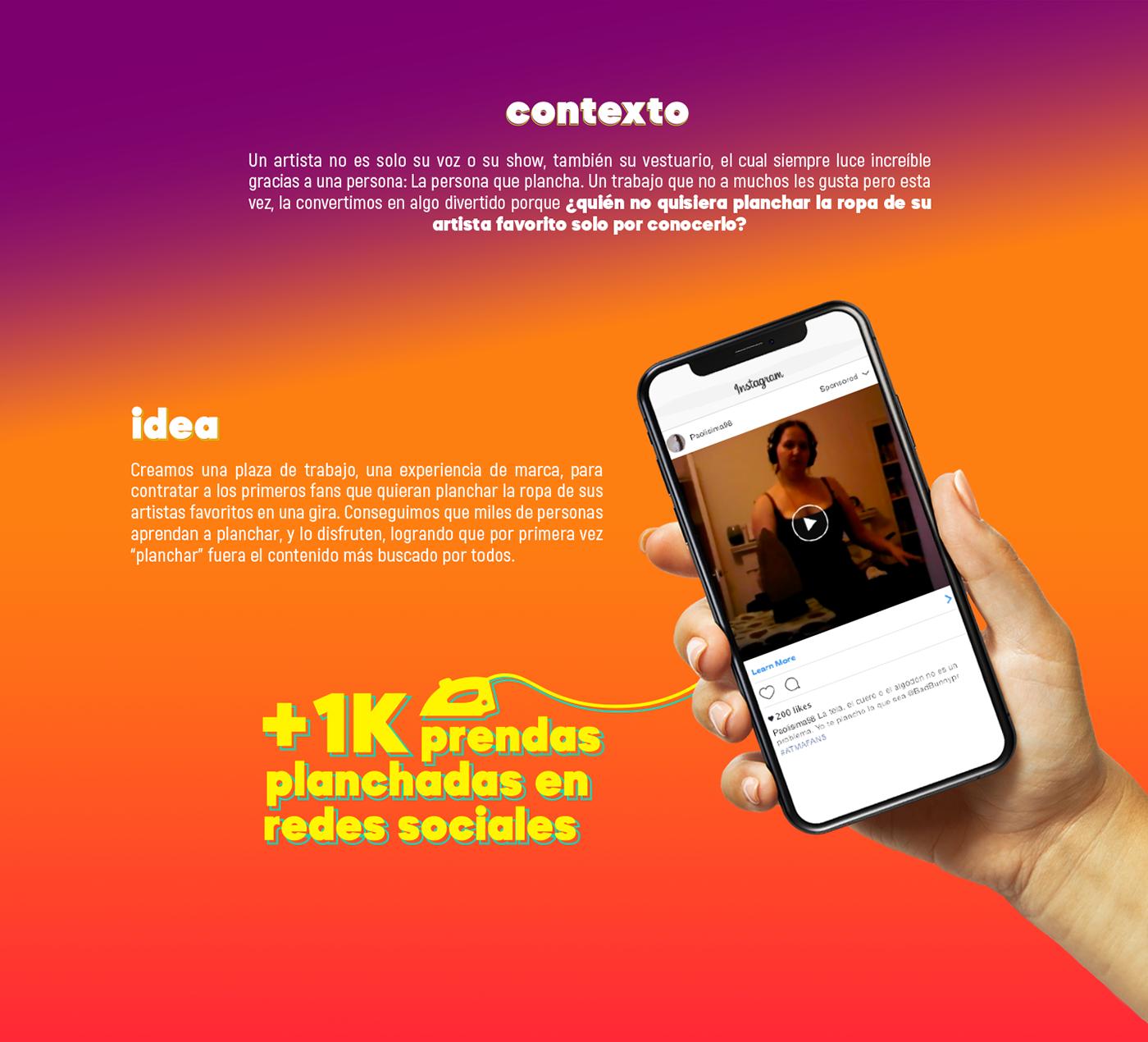 ATMA contratados creatividad Ecuador fans iberoamerica nuevos ojo publicidad talentos