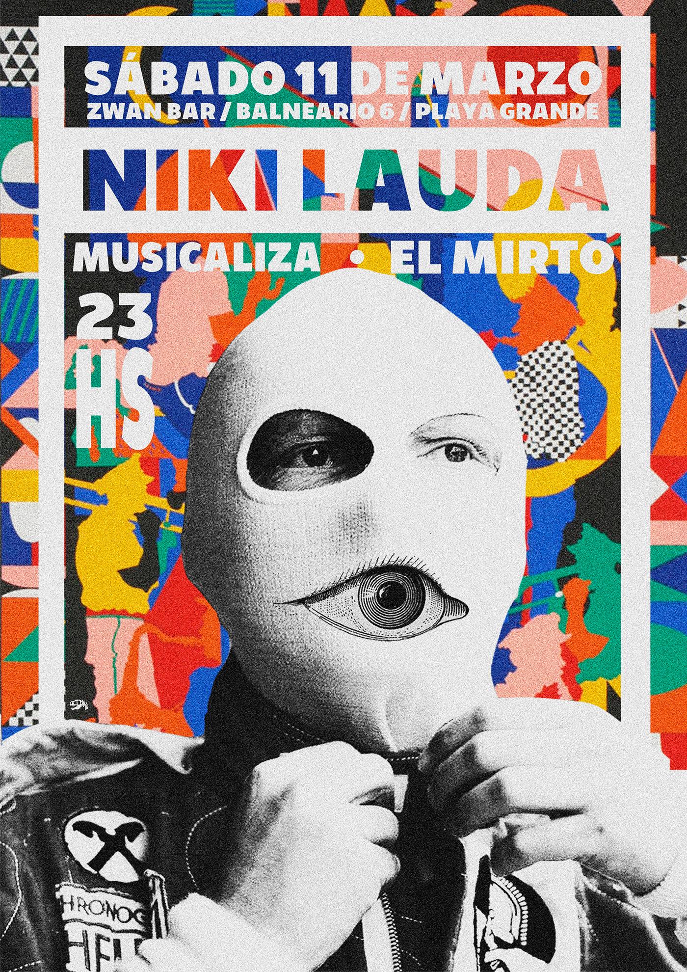 Niki Lauda,zwan bar,jazz,mar del